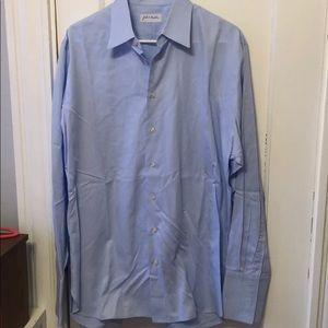 {John W.Nordstrom} Light blue XL button down shirt